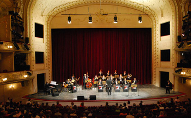 United Big Band Komische Oper Berlin