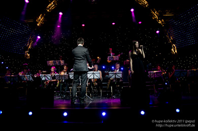 United Big Band im Estrell Convention Centre